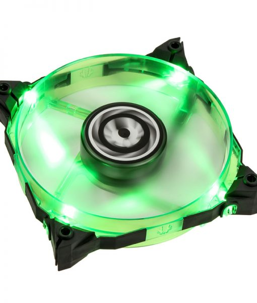 BitFenix Spectre Xtreme 120mm Fan Green LED - Black