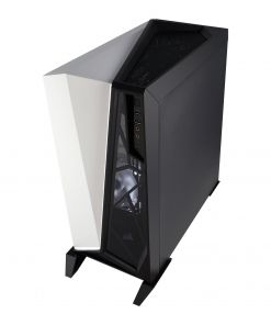 Corsair SPEC-Omega Midi Tower Gaming Case - White Tempered Glass (CC-9011119-WW)