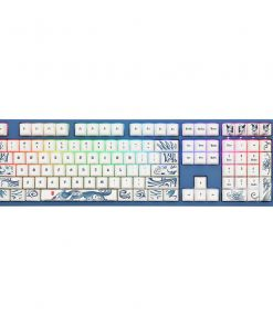 Ducky Year of the Dog Special Edition Mechanical Keyboard Cherry MX  Silent Red