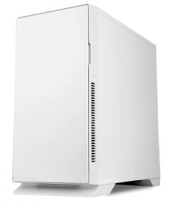 Silent Gaming PC Case Game Max White