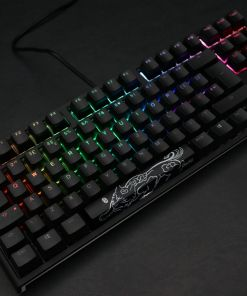 Ducky One 2 TKL RGB Mechanical Keyboard Cherry MX Red Switches