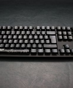 Ducky Shine 7 BlackOut RGB Mechanical Keyboard Silent Red Cherry MX Switch