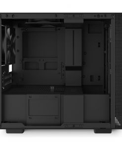 NZXT Black H210 Mini ITX Windowed PC Gaming Case