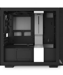 NZXT White H210 Mini ITX Windowed PC Gaming Case
