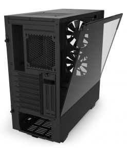 NZXT Black H510 Elite Mid Tower Windowed PC Gaming Case