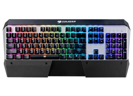 Cougar Attack X3 RGB Mechanical Keyboard Cherry MX Switches