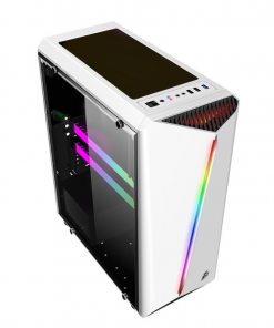 1st Player Rainbow R3 Gaming Case White