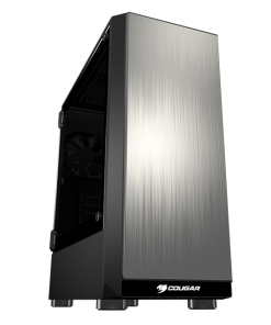 Cougar Trofeo Mid Tower Gaming Case Tempered Glass Side Panel