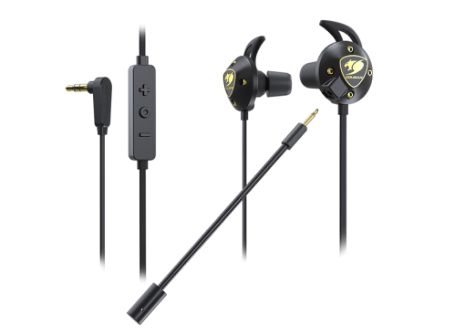 Cougar Attila In-Ear Gaming Headset with Dual Microphone