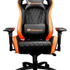 Cougar Armor S Gaming Chair Black & Orange