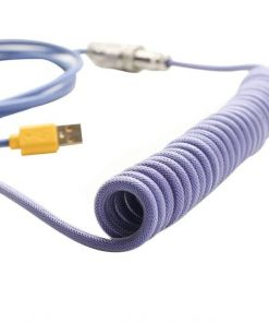 Premicord Coiled Keyboard Cables