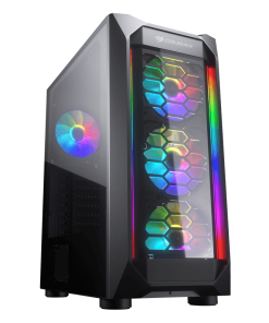Cougar MX410-G RGB Gaming Case