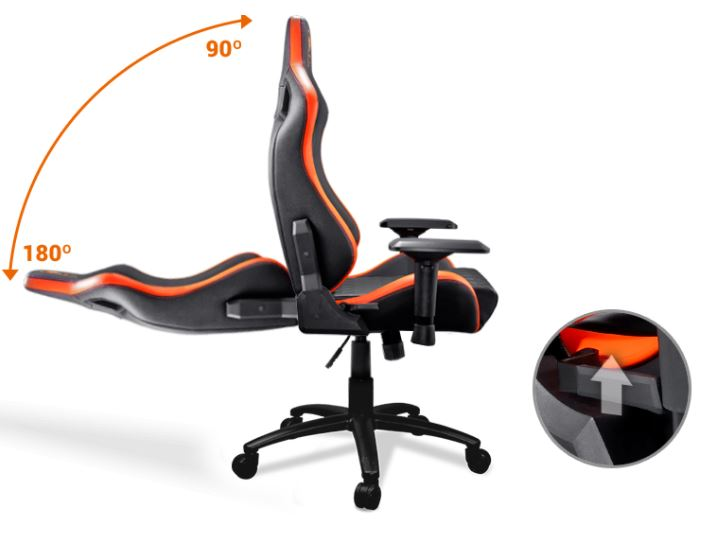 buy cougar gaming chairs from spot on pc cases
